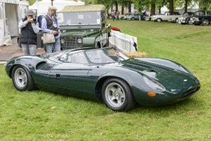 Jaguar XJ från 60-talet