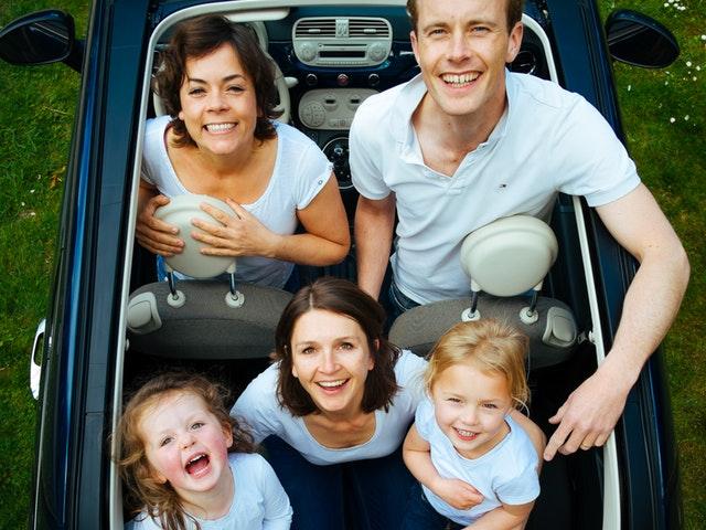 Vad är den perfekta familjebilen
